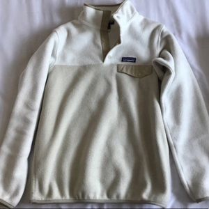 PATAGONIA synchilla fleece pullover sweater